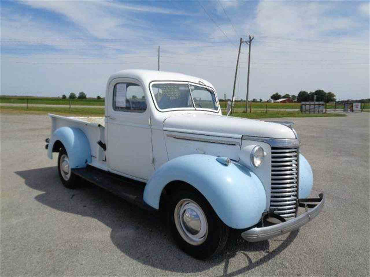 Large Picture of '39 Pickup - LWJB