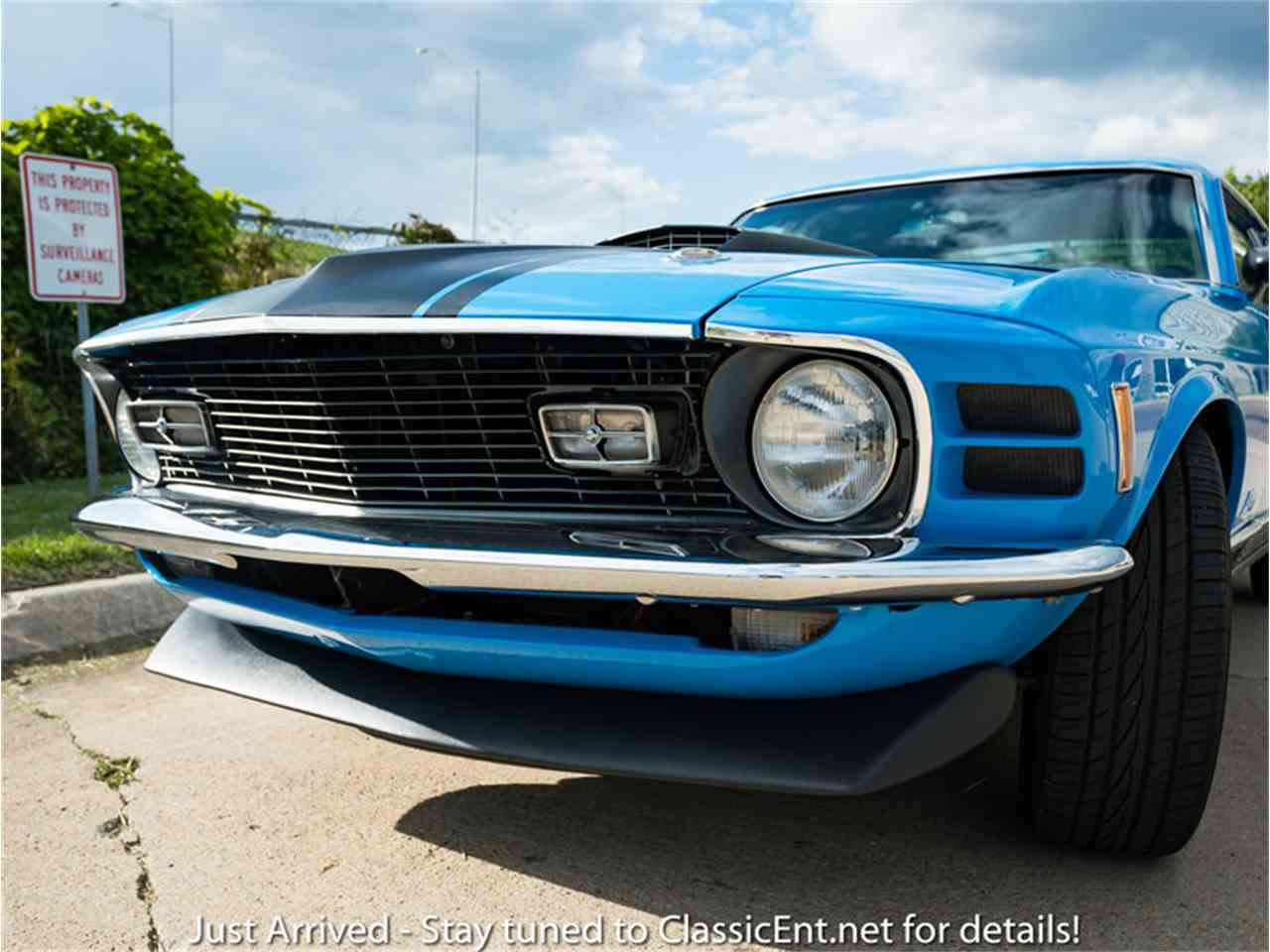 Large Picture of 1970 Mustang Mach 1 - LWJF