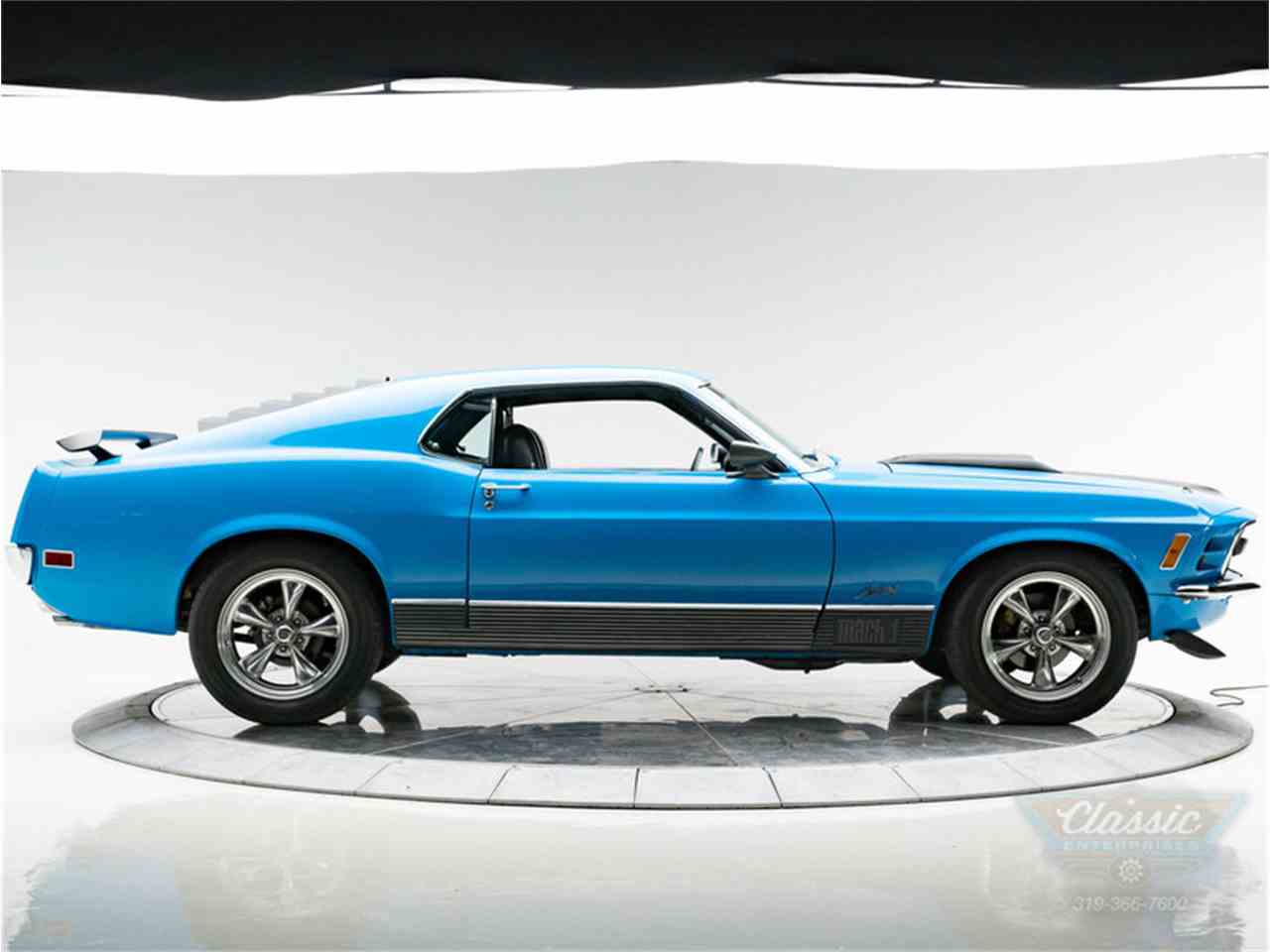 Large Picture of Classic '70 Mustang Mach 1 Offered by Classic Enterprises - LWJF