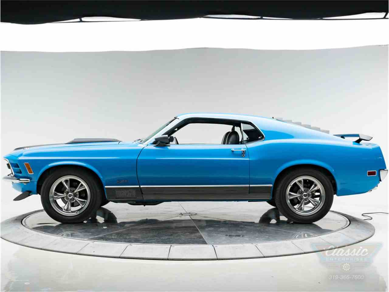 Large Picture of '70 Ford Mustang Mach 1 Offered by Classic Enterprises - LWJF