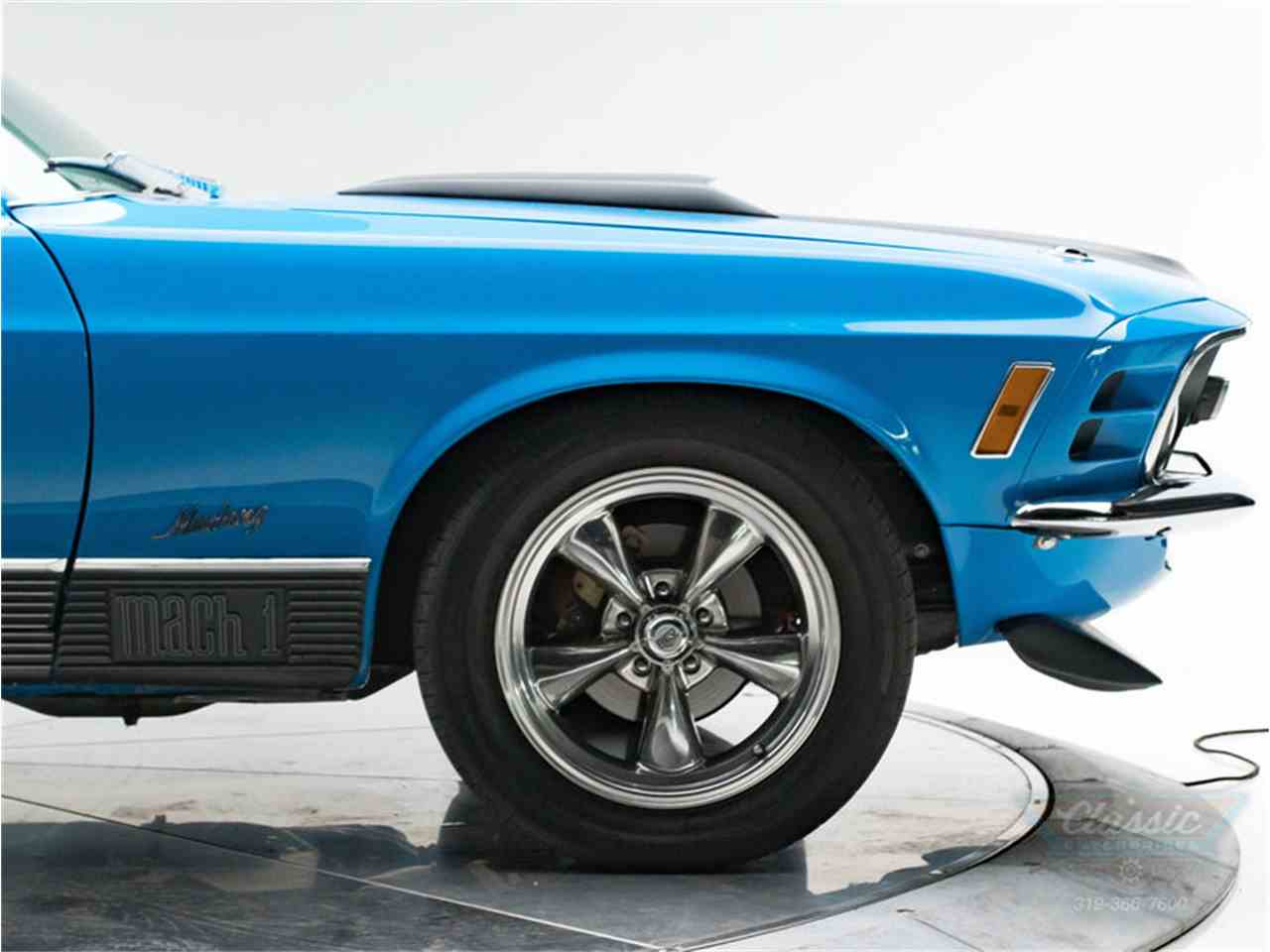 Large Picture of Classic '70 Ford Mustang Mach 1 located in Cedar Rapids Iowa - LWJF