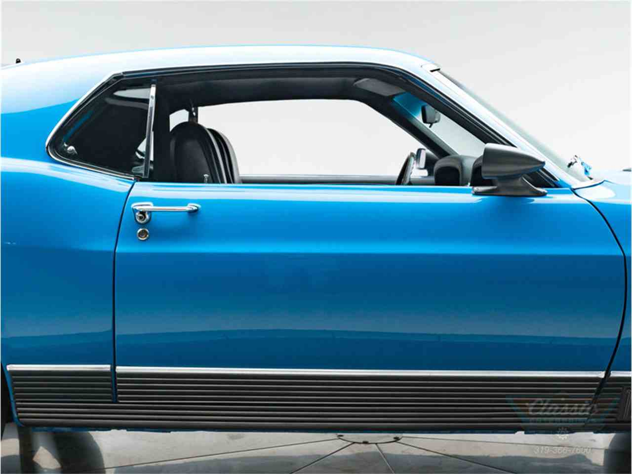 Large Picture of Classic '70 Ford Mustang Mach 1 - $42,950.00 - LWJF