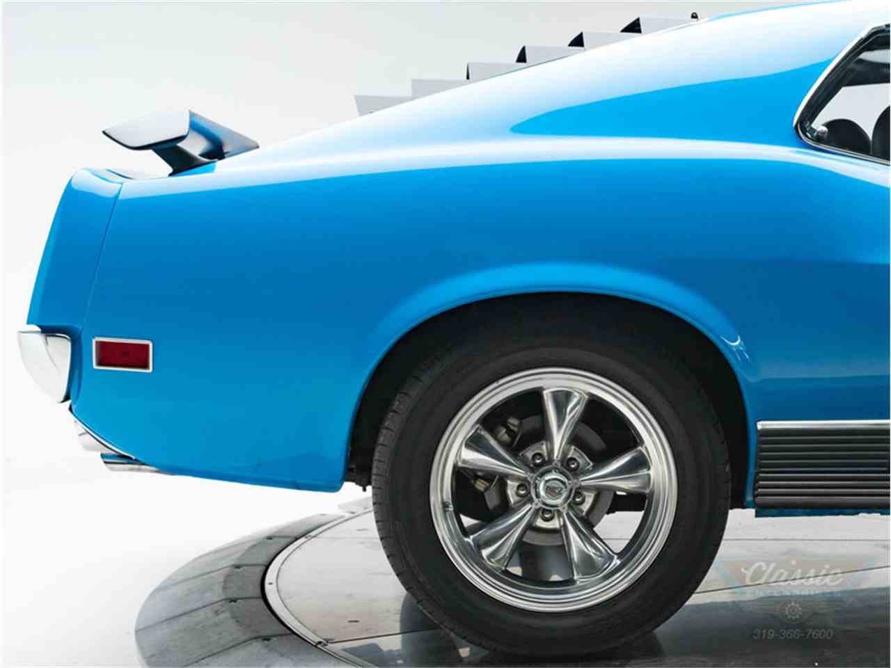 Large Picture of Classic '70 Mustang Mach 1 - $42,950.00 - LWJF