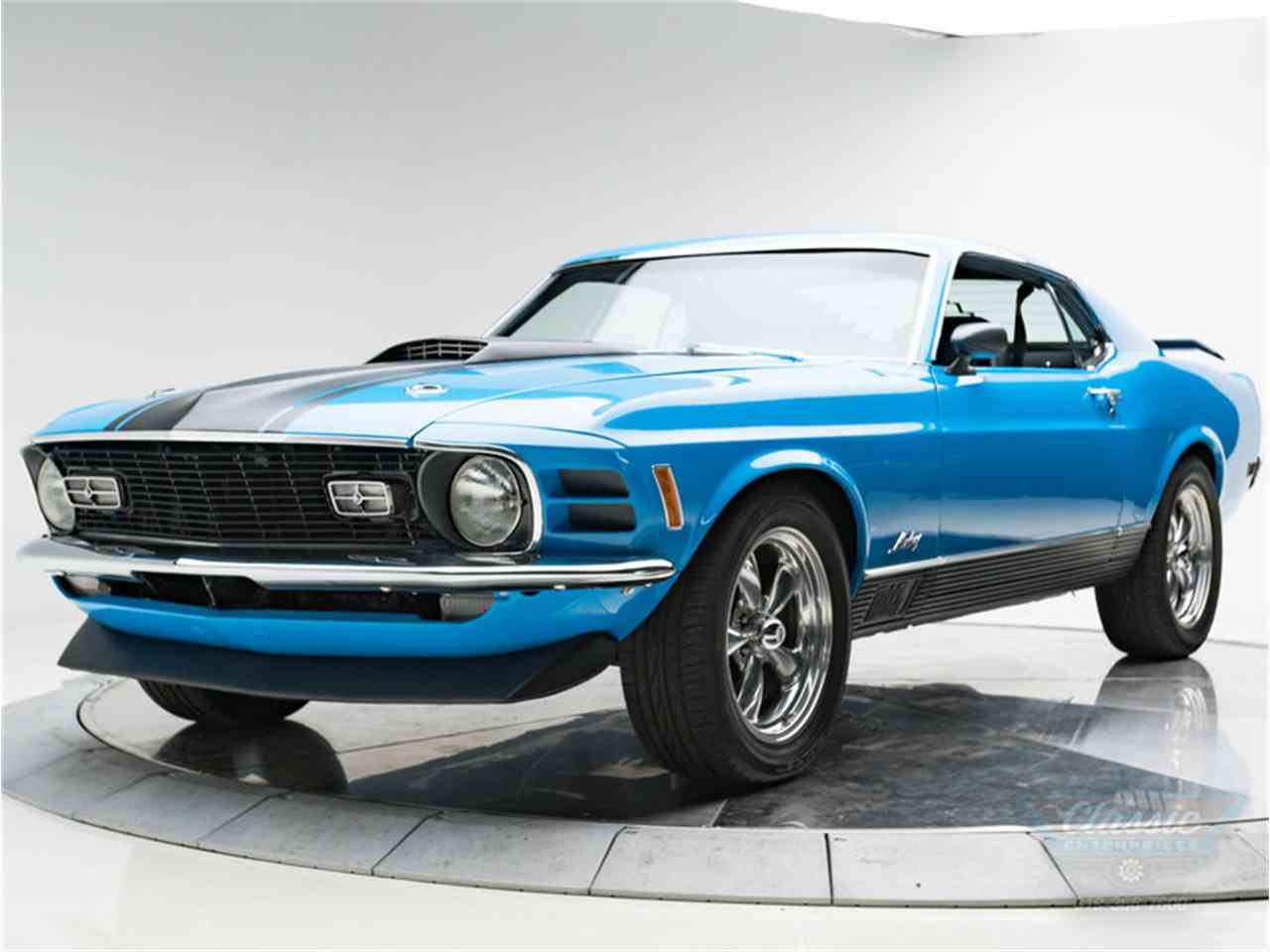 Large Picture of Classic 1970 Mustang Mach 1 located in Cedar Rapids Iowa - $42,950.00 Offered by Classic Enterprises - LWJF