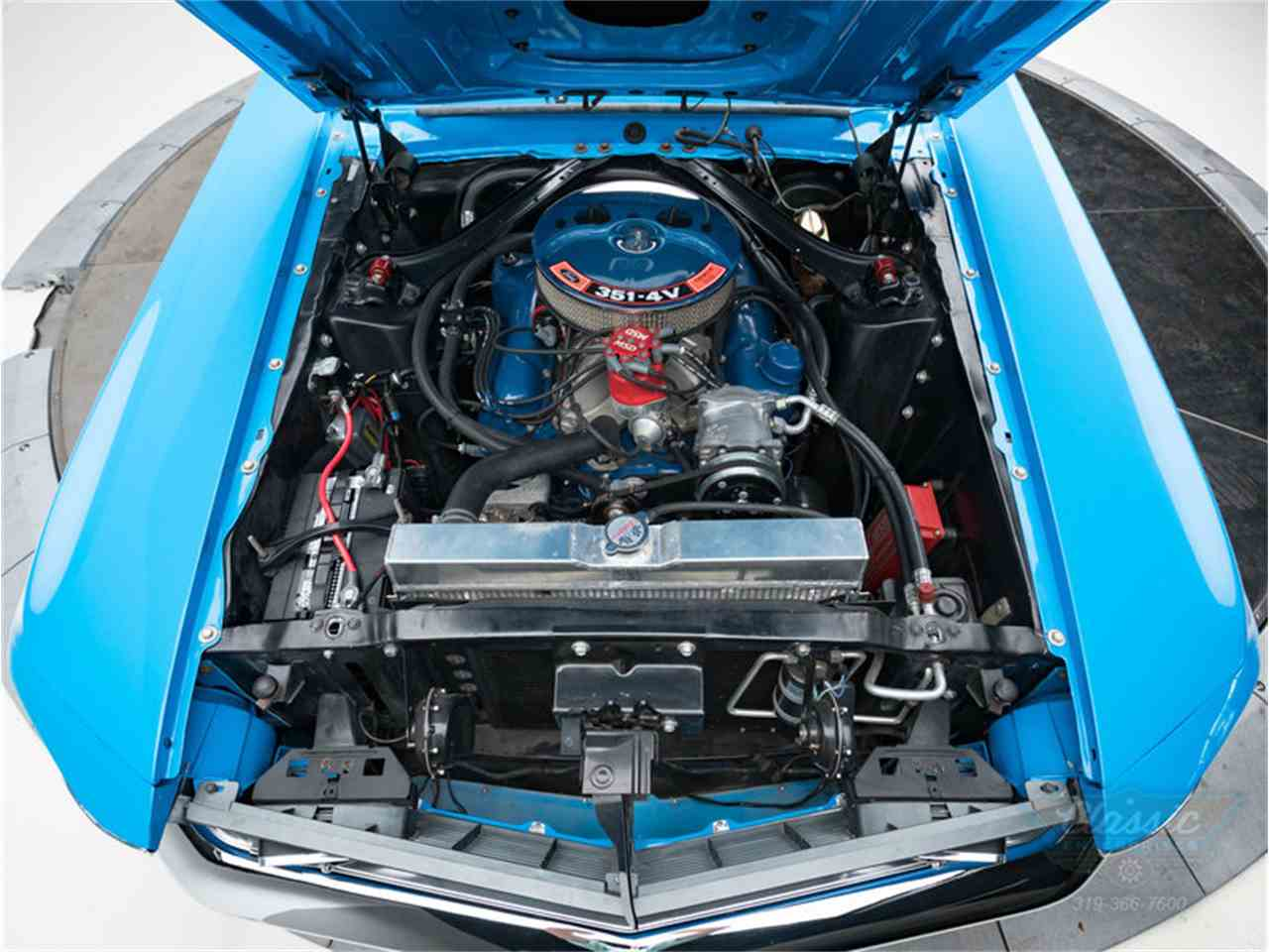 Large Picture of '70 Ford Mustang Mach 1 - $42,950.00 Offered by Classic Enterprises - LWJF