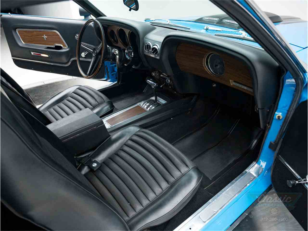 Large Picture of 1970 Ford Mustang Mach 1 - $42,950.00 - LWJF