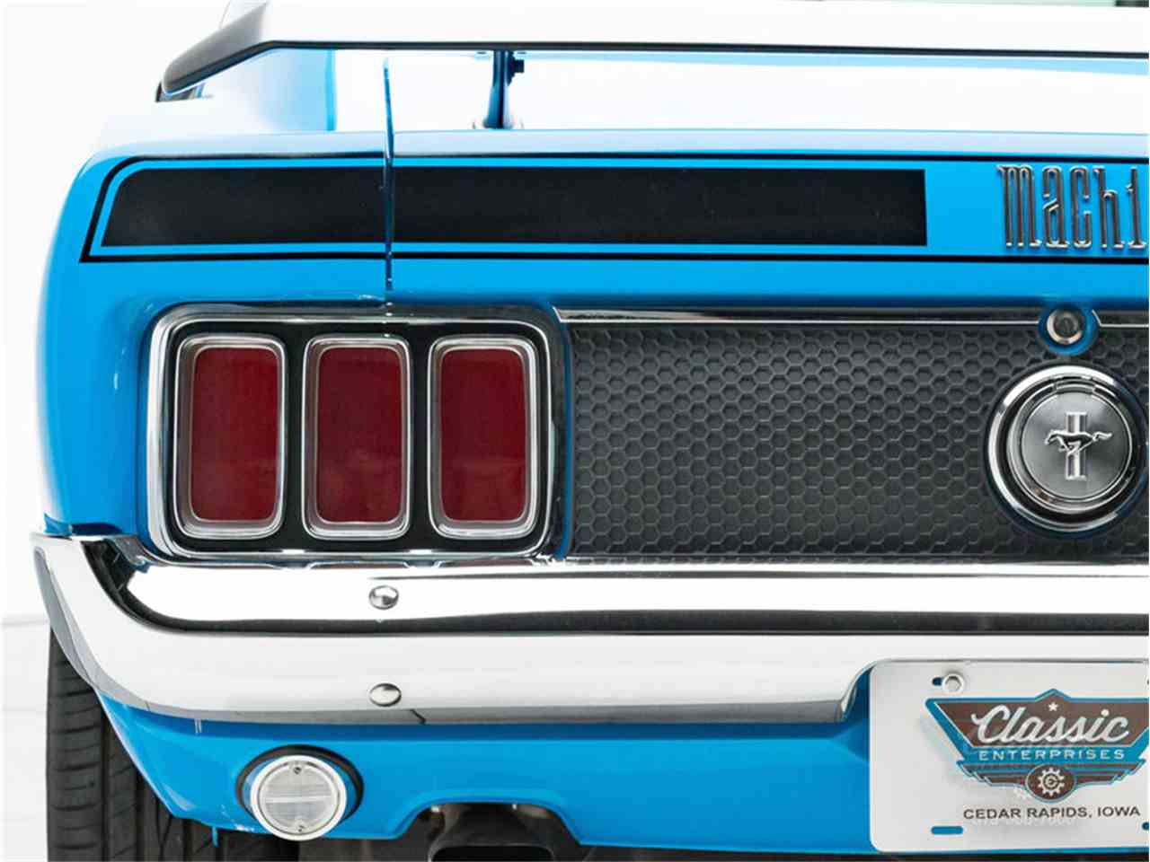 Large Picture of Classic 1970 Mustang Mach 1 - $42,950.00 - LWJF