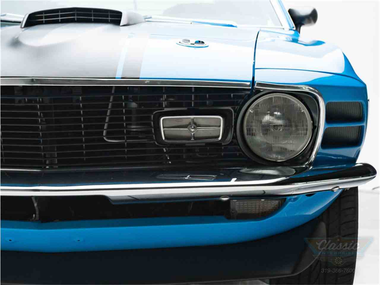 Large Picture of Classic 1970 Mustang Mach 1 Offered by Classic Enterprises - LWJF