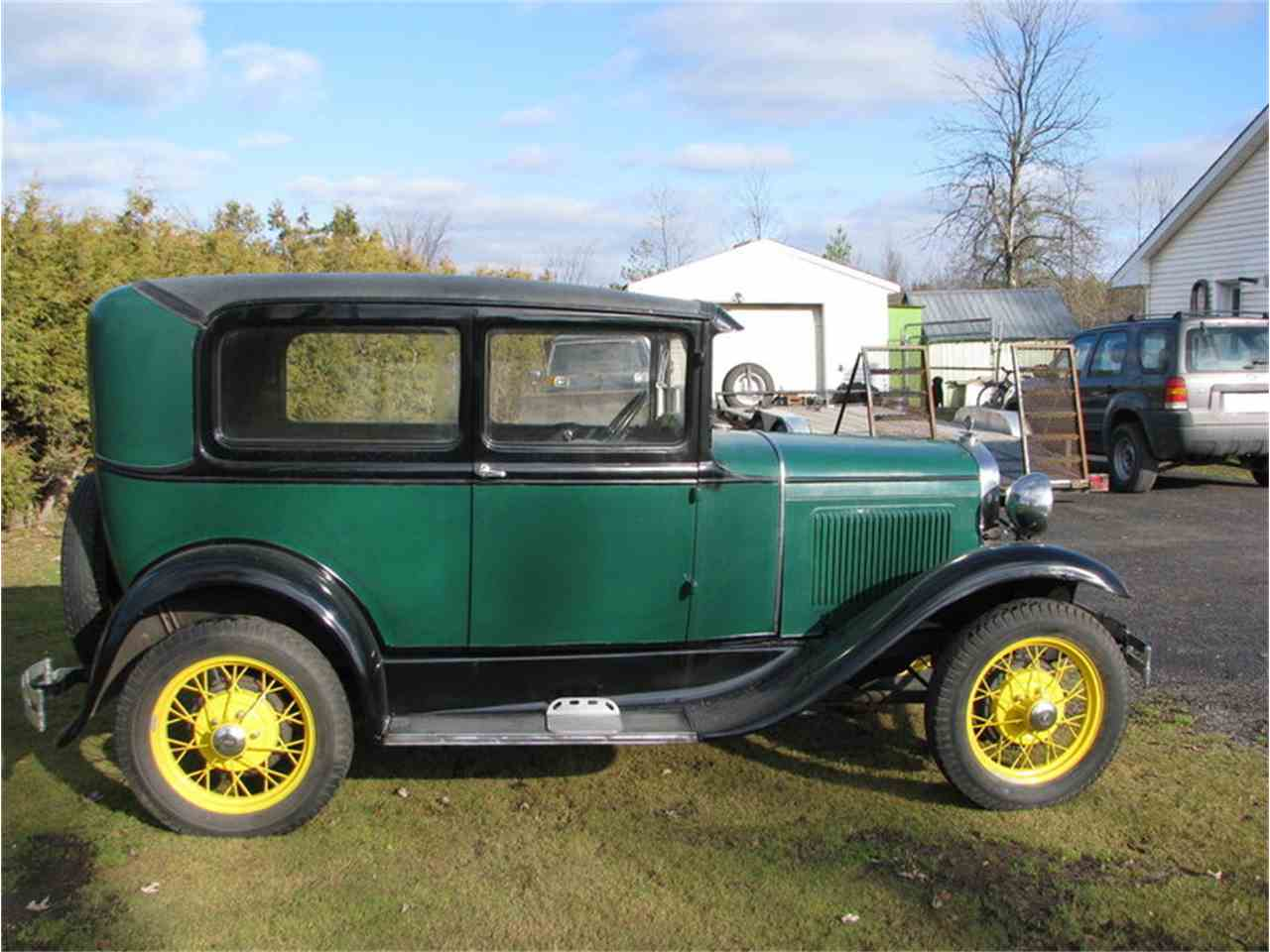 Large Picture of '31 Model A - LWJH