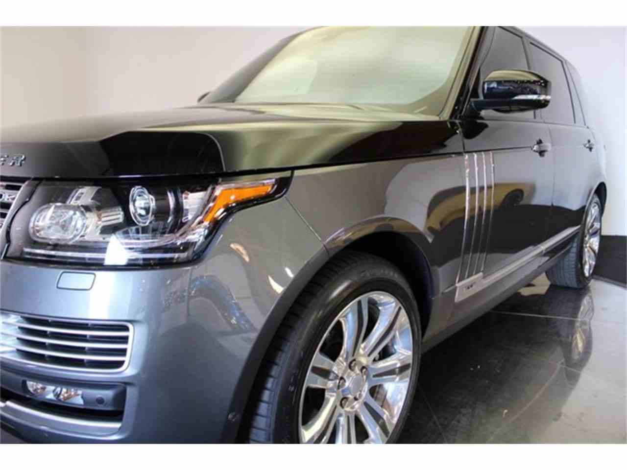 Large Picture of '16 Range Rover - LWJN