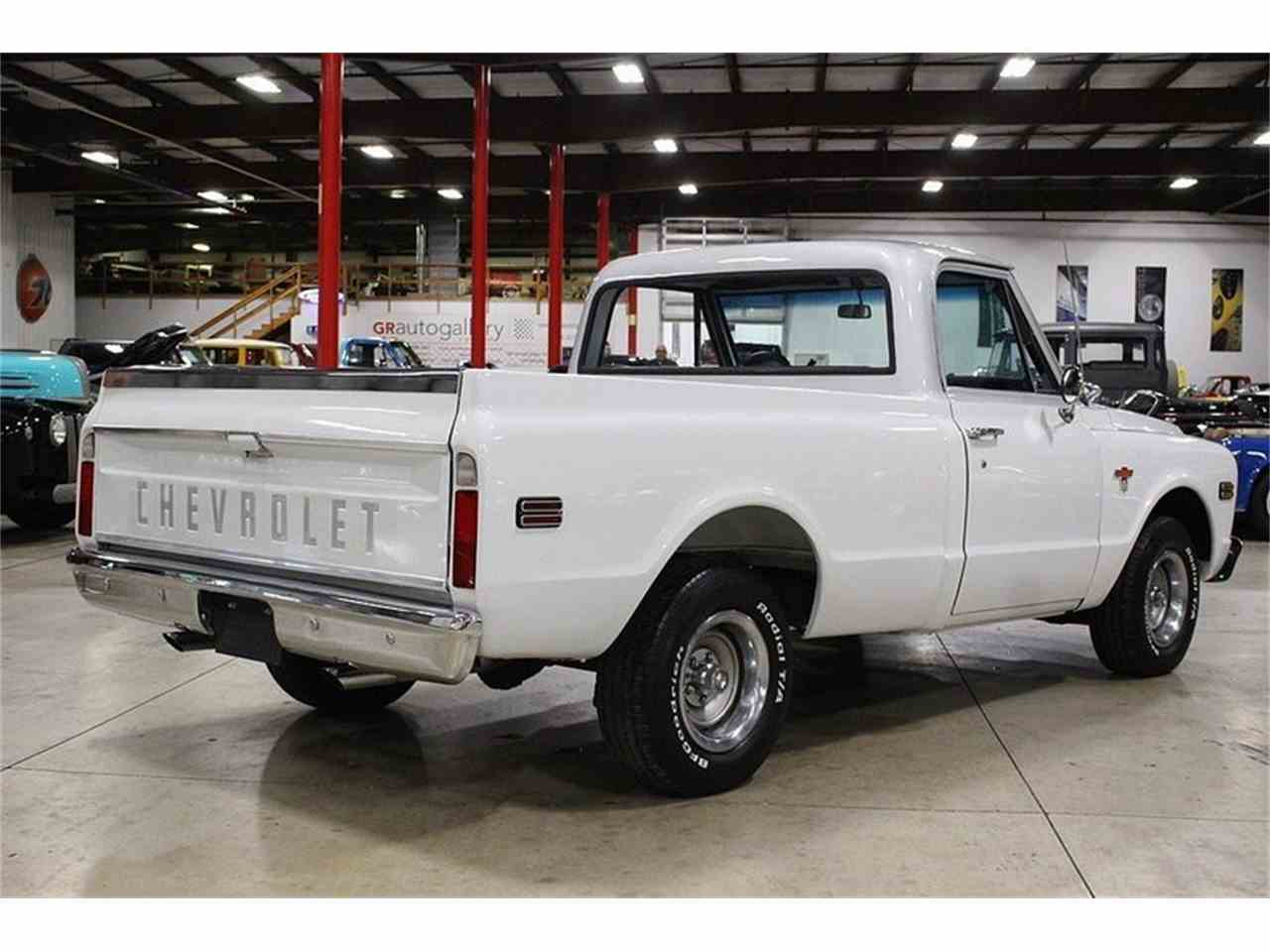 Large Picture of '68 C10 - LV6T