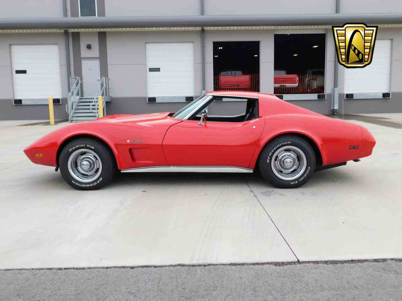 Large Picture of '74 Corvette - LWKB