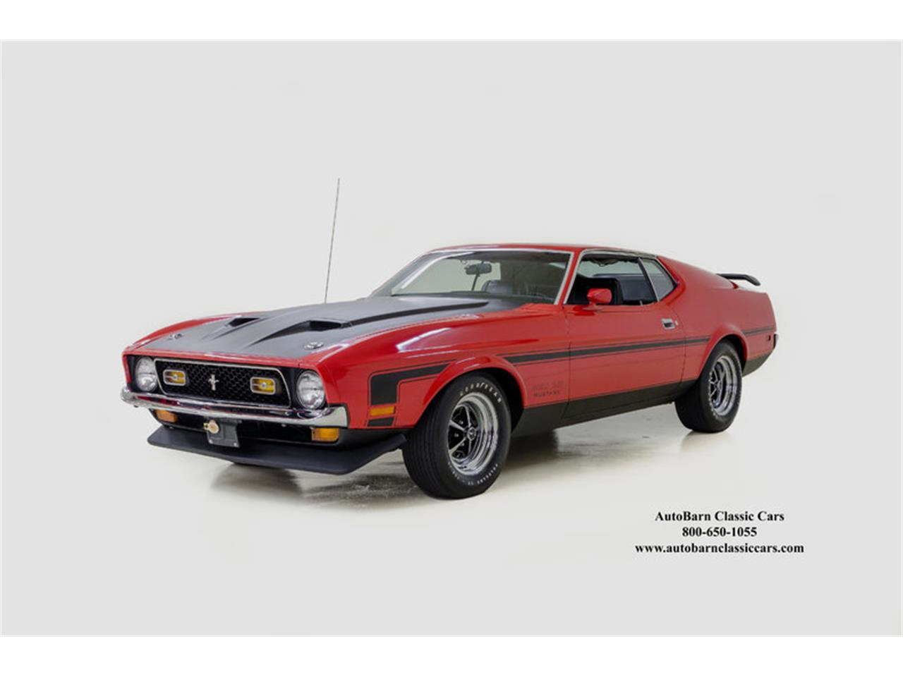 Large Picture of Classic 1971 Ford Mustang Boss located in North Carolina Offered by Autobarn Classic Cars - LWKK