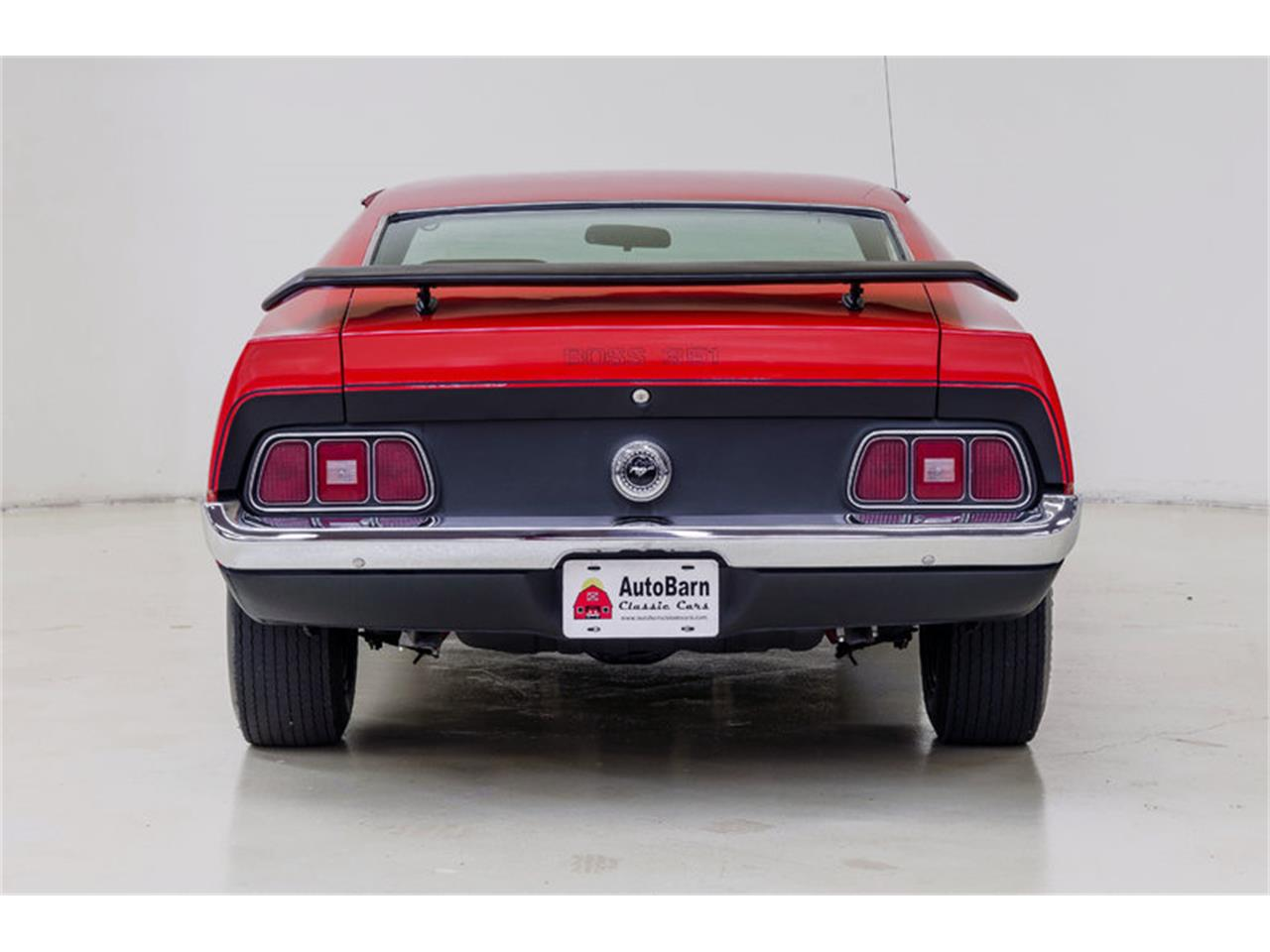 Large Picture of 1971 Ford Mustang Boss located in North Carolina - $72,995.00 Offered by Autobarn Classic Cars - LWKK