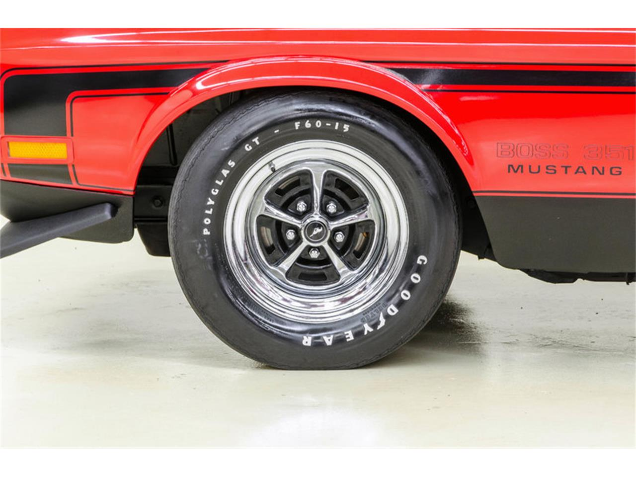 Large Picture of Classic '71 Mustang Boss located in Concord North Carolina - $72,995.00 Offered by Autobarn Classic Cars - LWKK