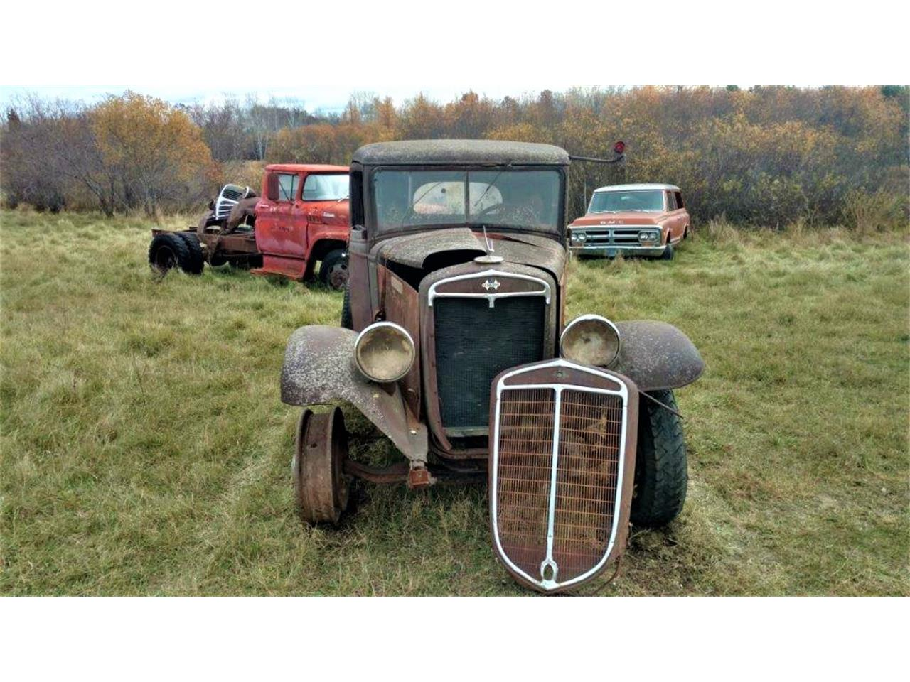 Large Picture of '34 Pickup - LV6V
