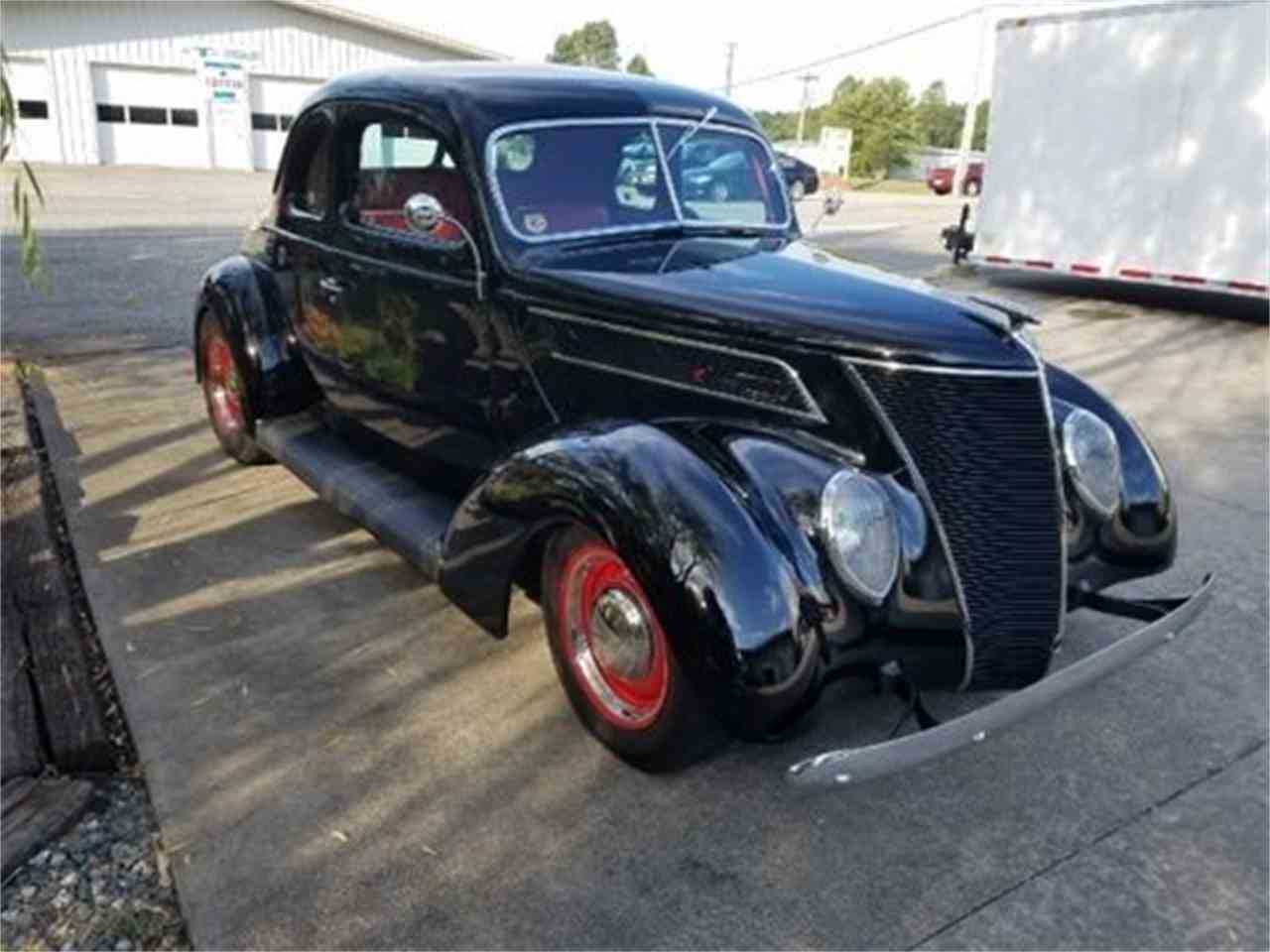 Large Picture of '37 5 Window Business Coupe - LWLG