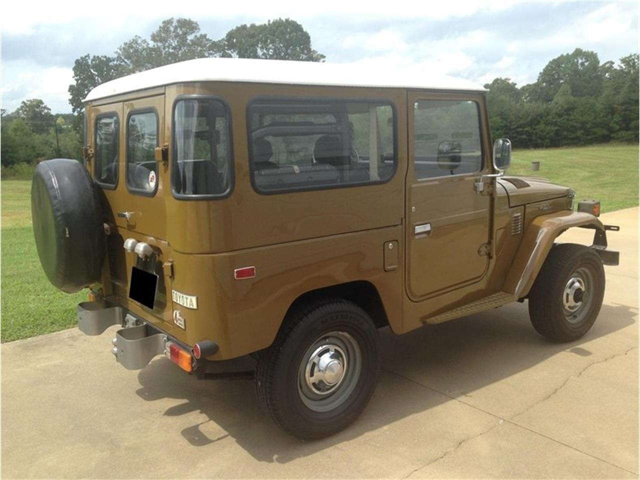Large Picture of '76 Land Cruiser FJ - LWLJ