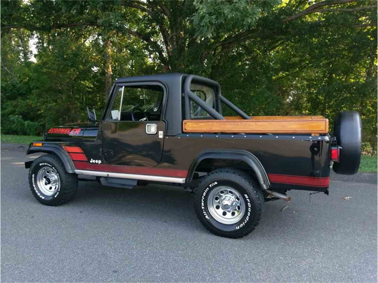 Large Picture of '83 Scrambler CJ-8 - LWLO