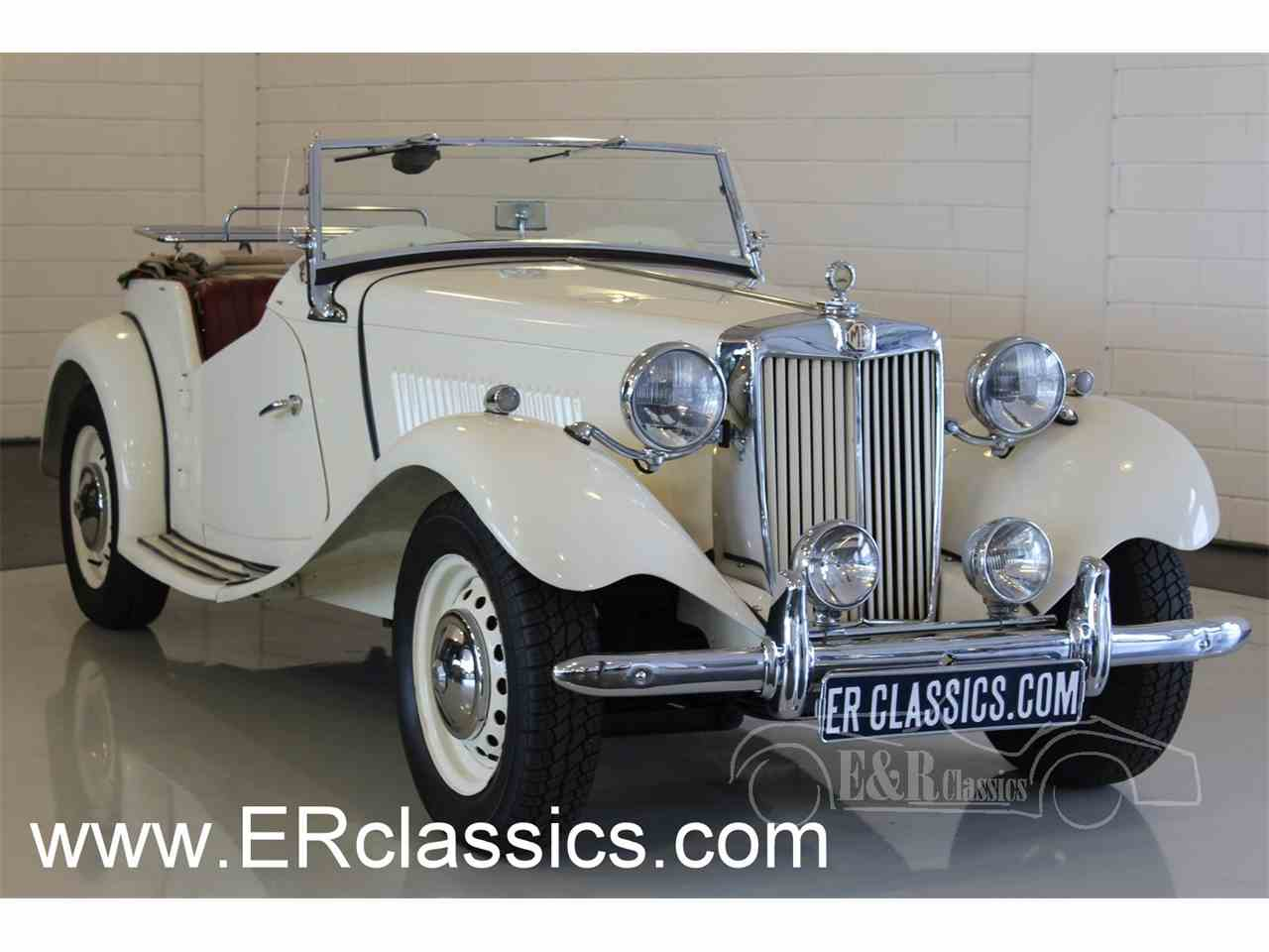 Large Picture of '52 TD located in Noord Brabant - $39,550.00 Offered by E & R Classics - LV6Z