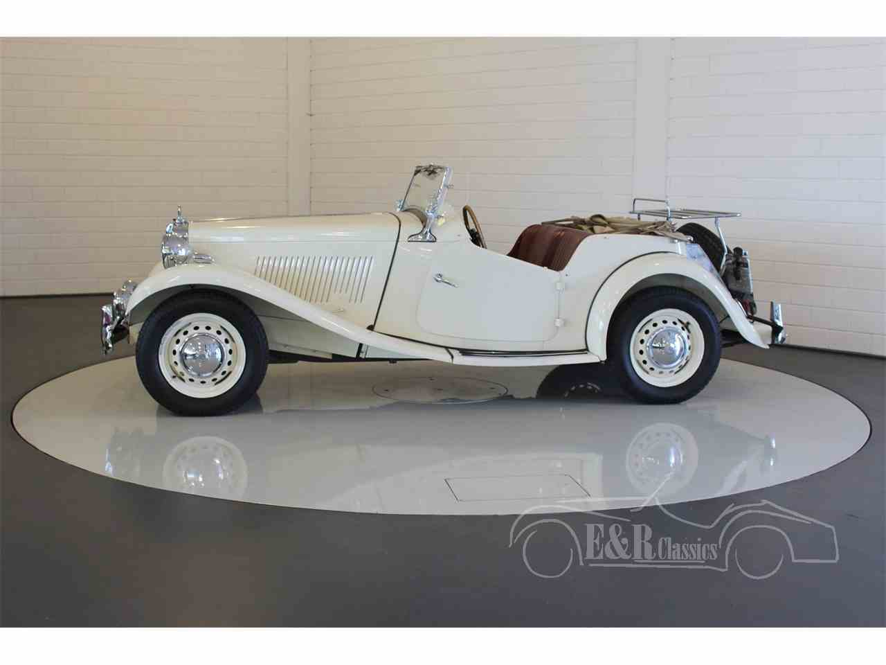 Large Picture of Classic 1952 MG TD - $39,550.00 Offered by E & R Classics - LV6Z