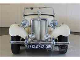 Picture of Classic '52 MG TD - $39,550.00 - LV6Z