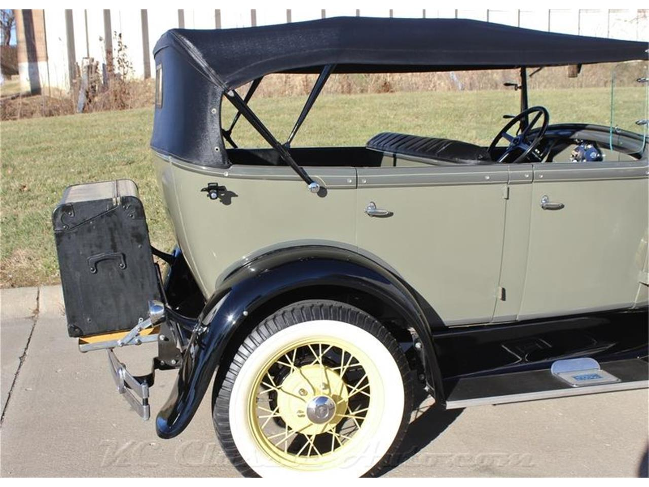Large Picture of '31 Model A - LWLQ