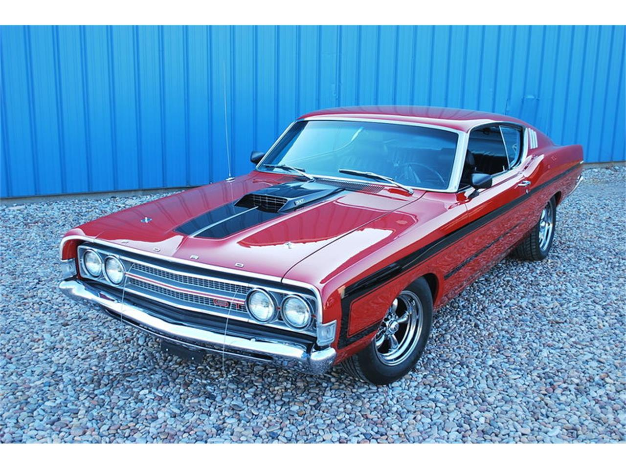 Large Picture of Classic 1968 Ford Torino - $28,800.00 Offered by Salt City Classic & Muscle - LWLT