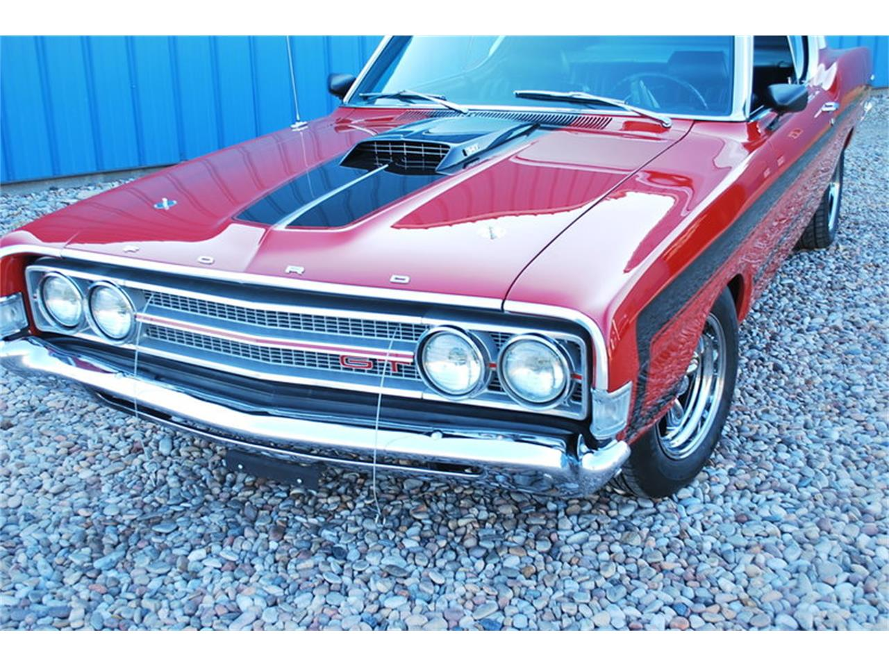 Large Picture of Classic 1968 Ford Torino located in Vernal Utah - LWLT