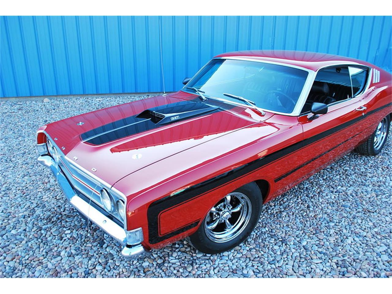 Large Picture of '68 Ford Torino located in Vernal Utah - $28,800.00 Offered by Salt City Classic & Muscle - LWLT