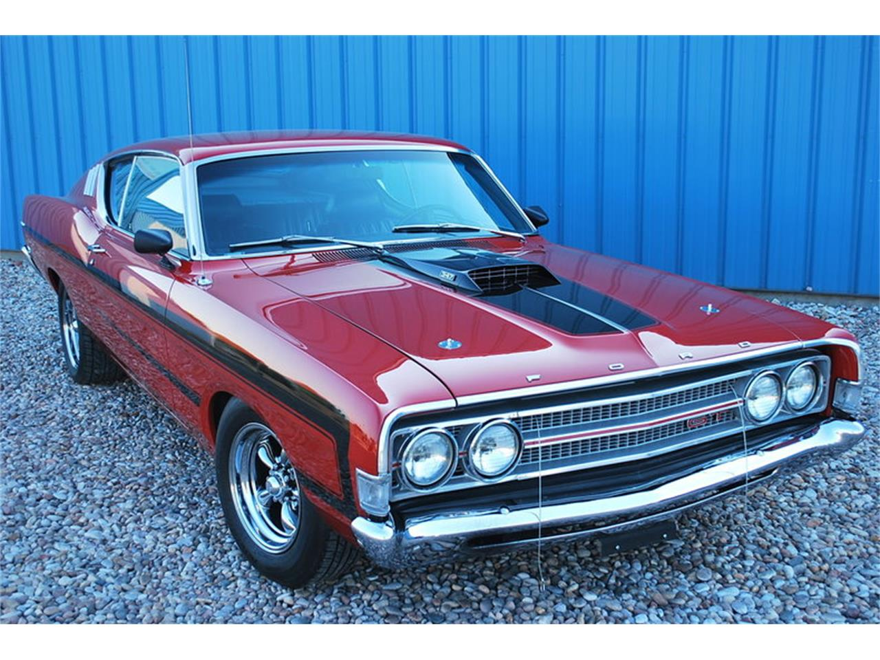 Large Picture of '68 Torino located in Vernal Utah - LWLT