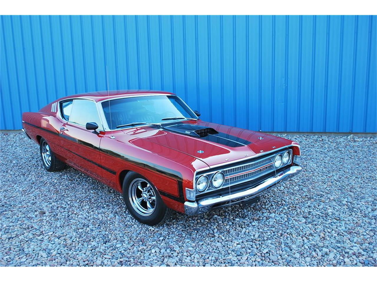Large Picture of Classic 1968 Torino located in Vernal Utah - $28,800.00 - LWLT