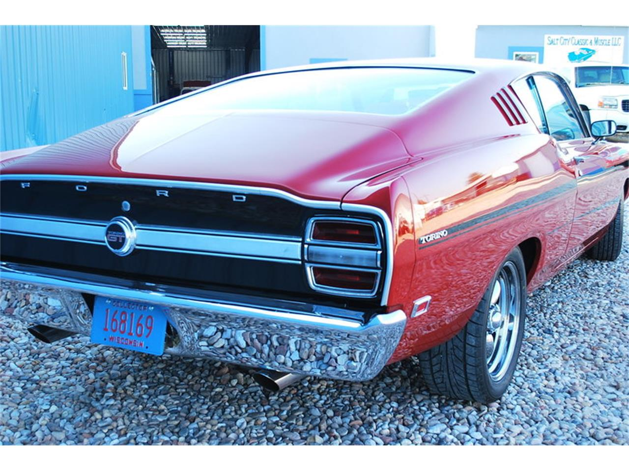 Large Picture of '68 Ford Torino - LWLT