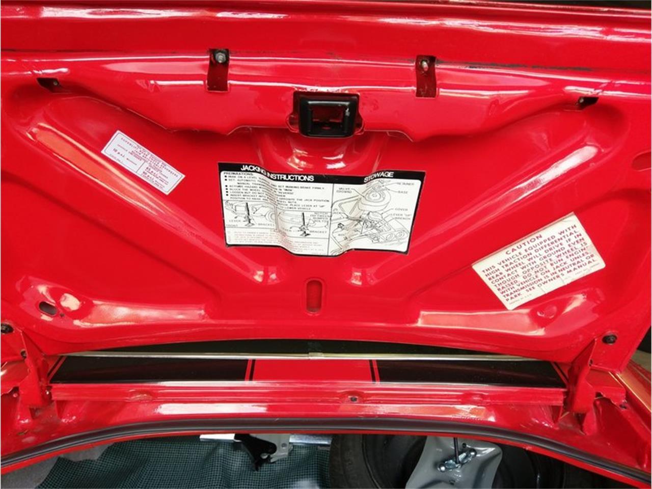 Large Picture of '73 Camaro Z28 - LWLU