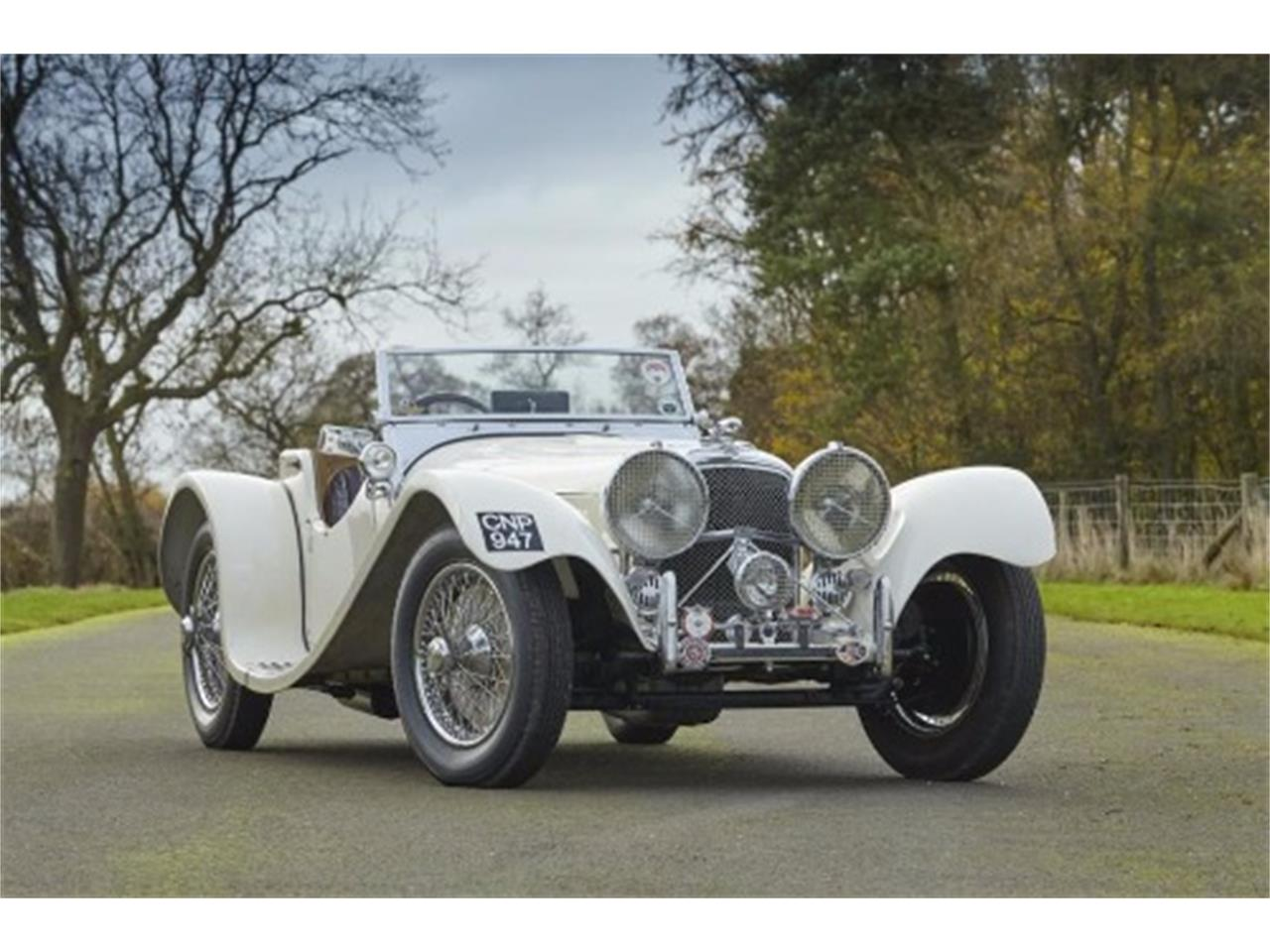 Large Picture of Classic 1938 Jaguar SS100 located in Astoria New York - $439,500.00 - LWLX