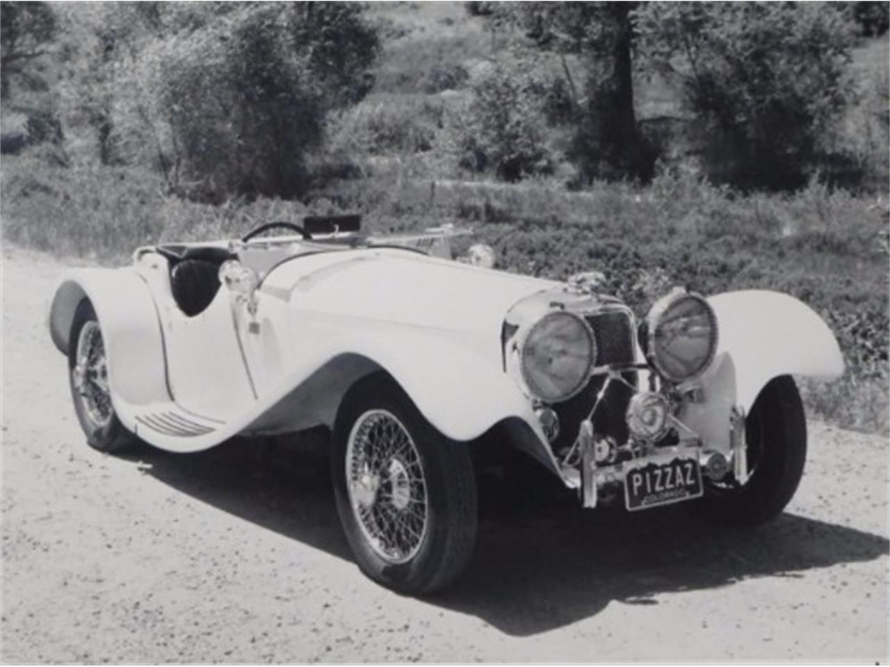 Large Picture of '38 Jaguar SS100 Offered by Gullwing Motor Cars - LWLX