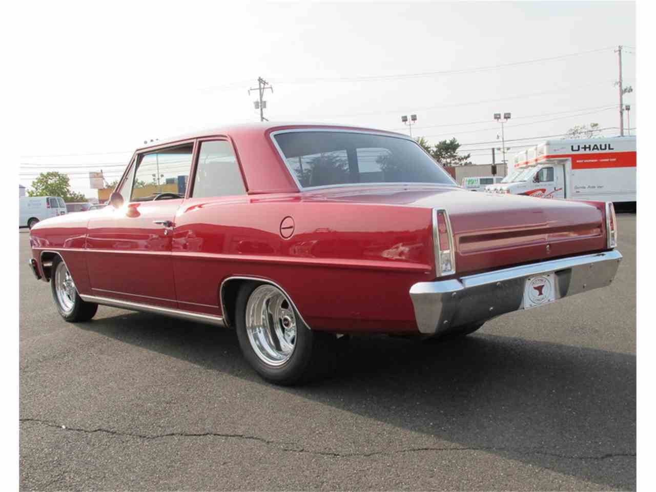 Large Picture of '66 Chevy II - LWLZ