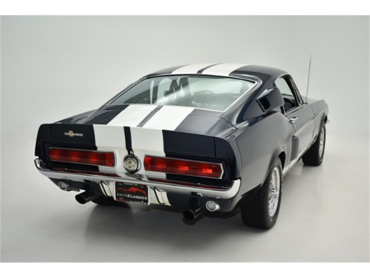 Large Picture of '67 Mustang GT500 - LWM1