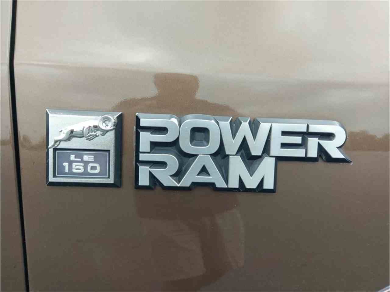 Large Picture of '89 LE 150 Power Ram - LWM2