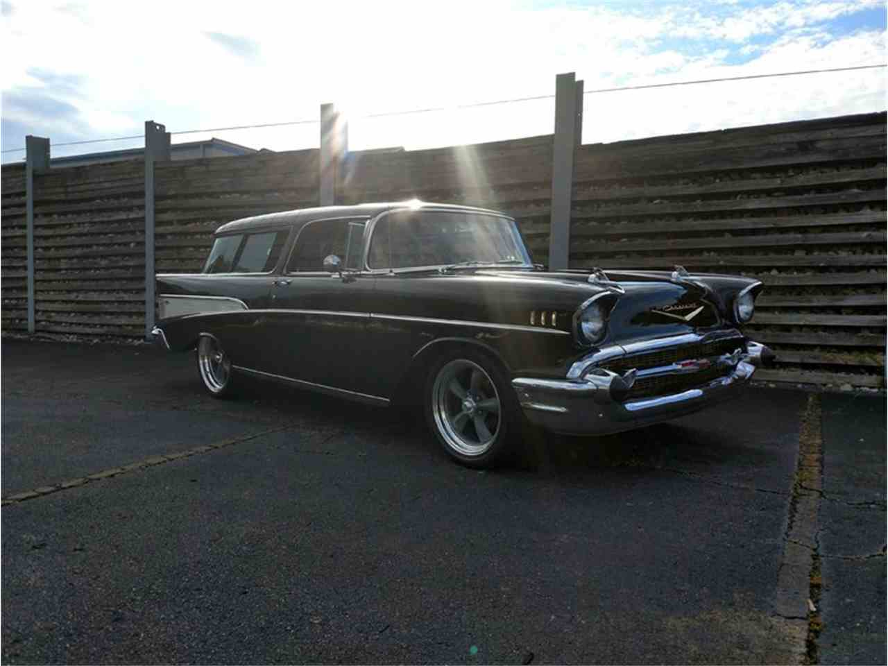 Large Picture of '57 Bel Air Nomad - LWM8