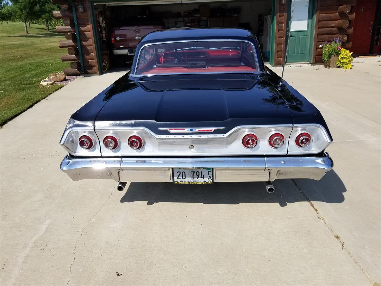 Large Picture of '63 Impala SS - LV71