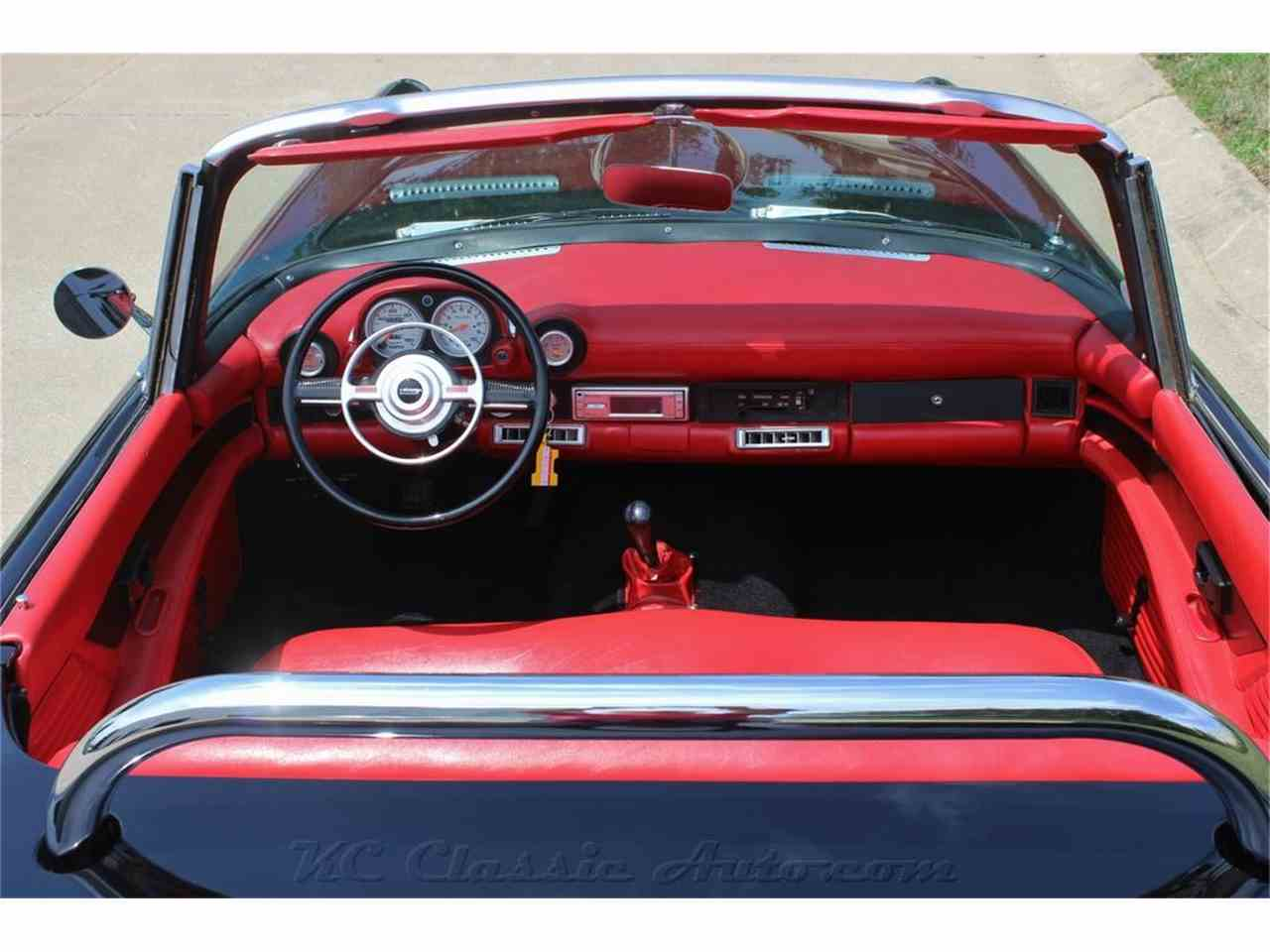 Large Picture of '55 Thunderbird - LWMA