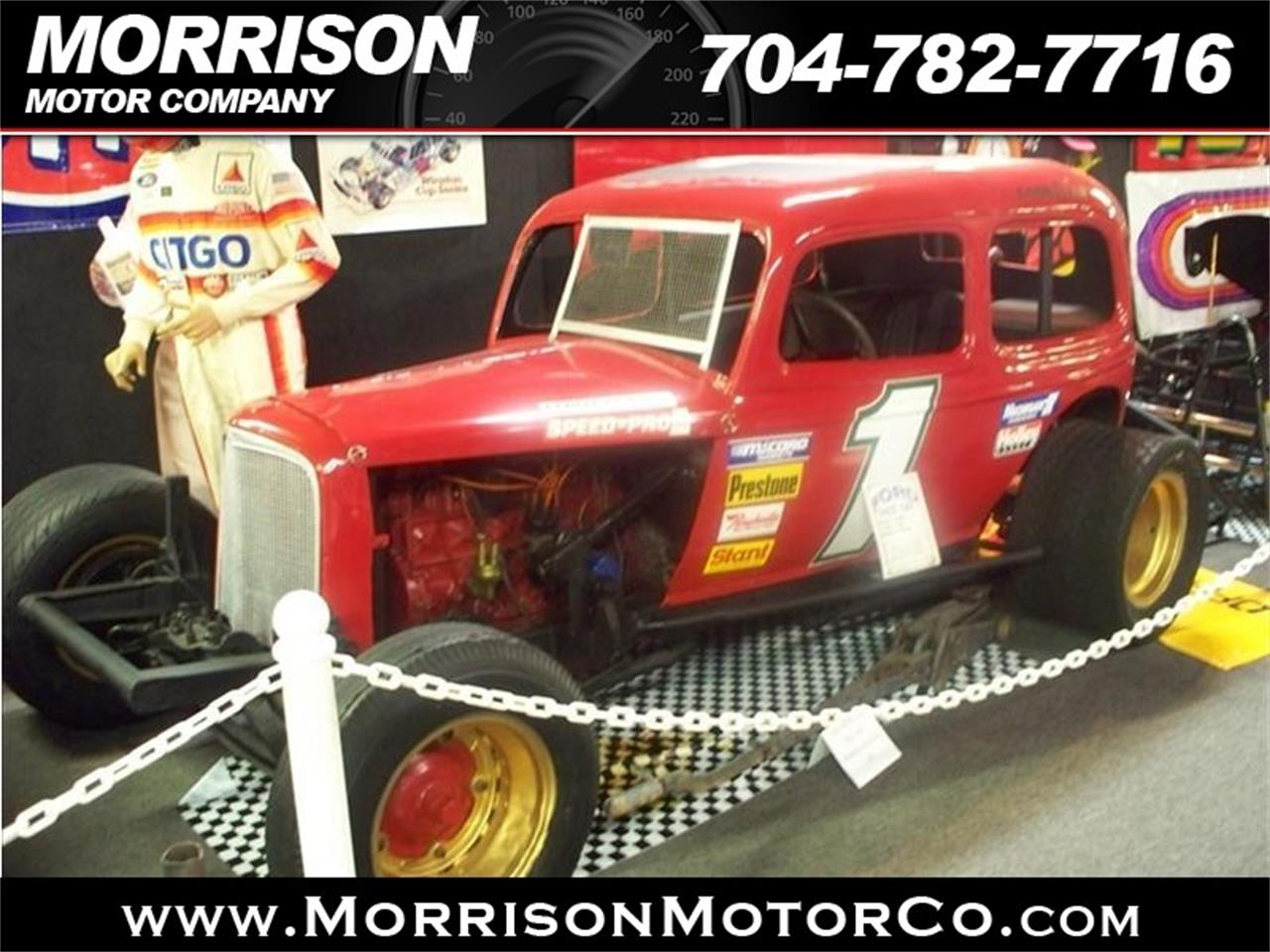 Large Picture of Classic '33 Ford Tudor located in Concord North Carolina - $16,800.00 Offered by Morrison Motor Company - LWMB