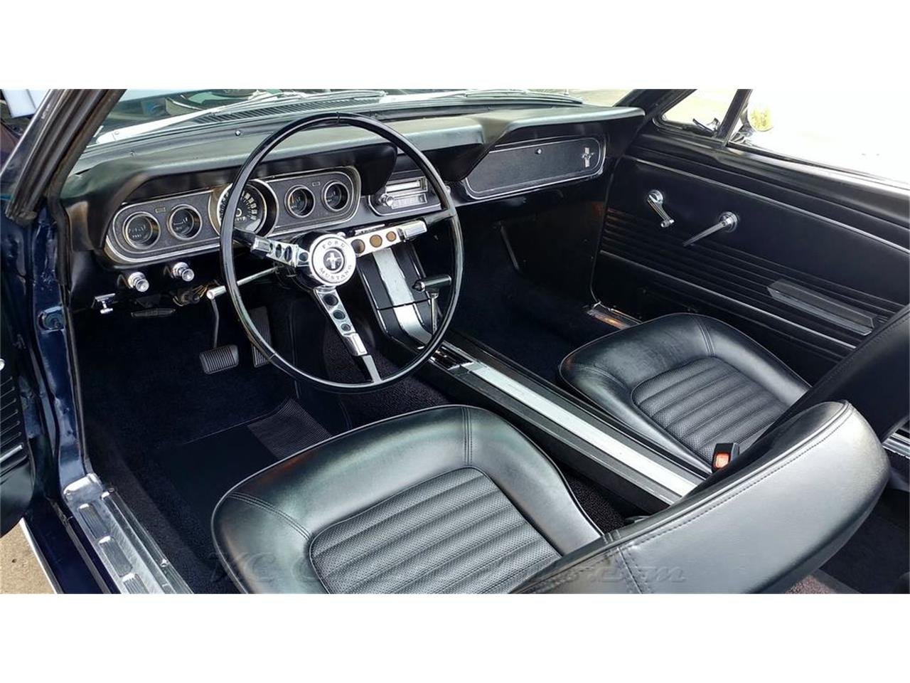 Large Picture of '66 Mustang - LWMH