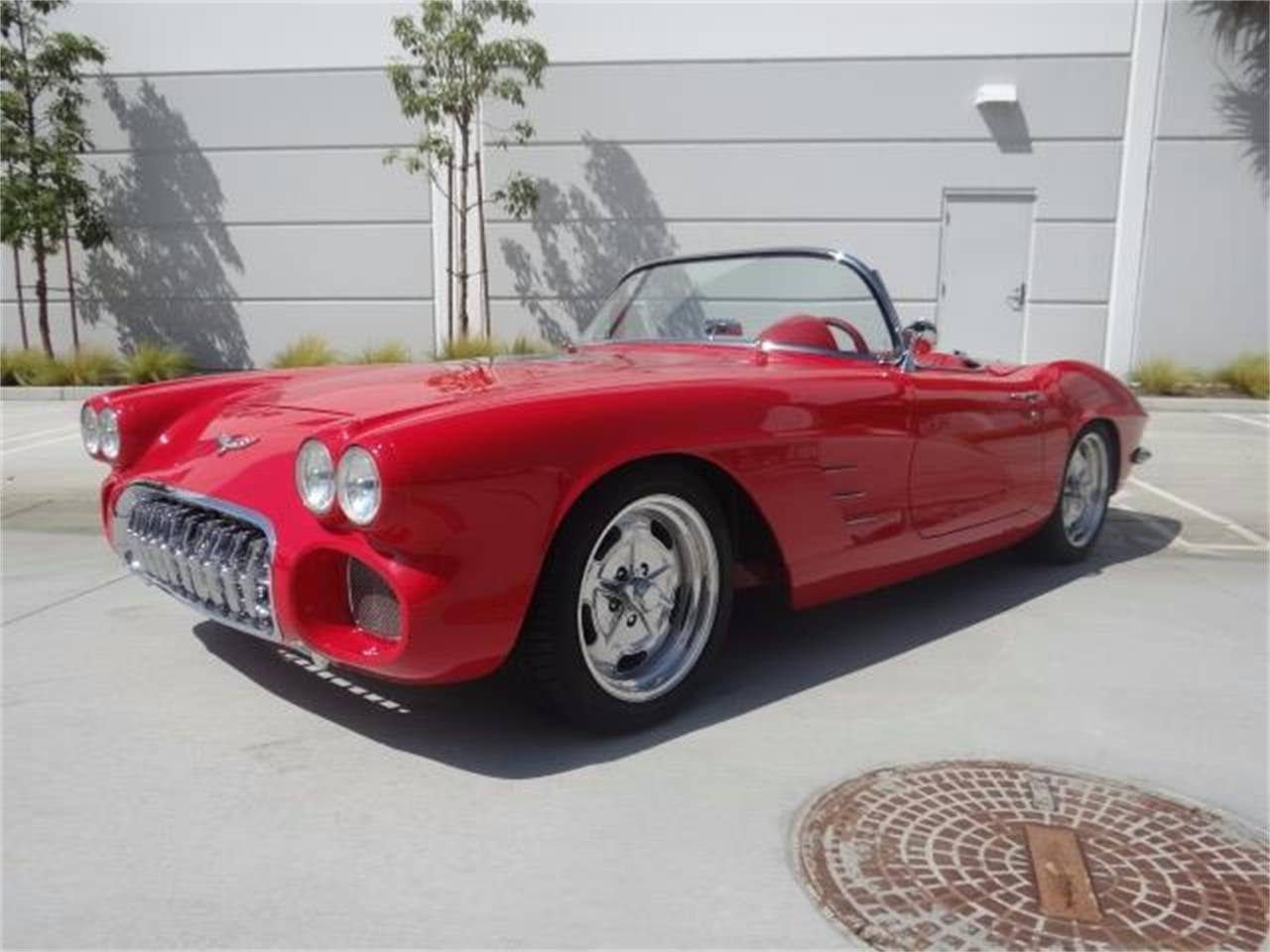 Large Picture of '62 Corvette - LWMJ