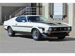 Picture of '71 Mustang Mach 1 - LWML