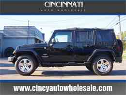 Picture of '09 Jeep Wrangler - $17,000.00 Offered by Cincinnati Auto Wholesale - LWMR