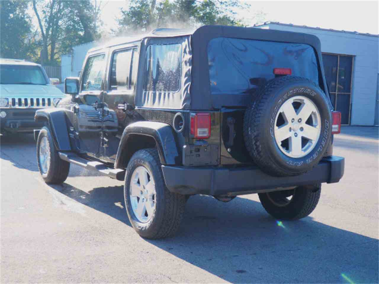 Large Picture of 2009 Wrangler - $17,000.00 Offered by Cincinnati Auto Wholesale - LWMR