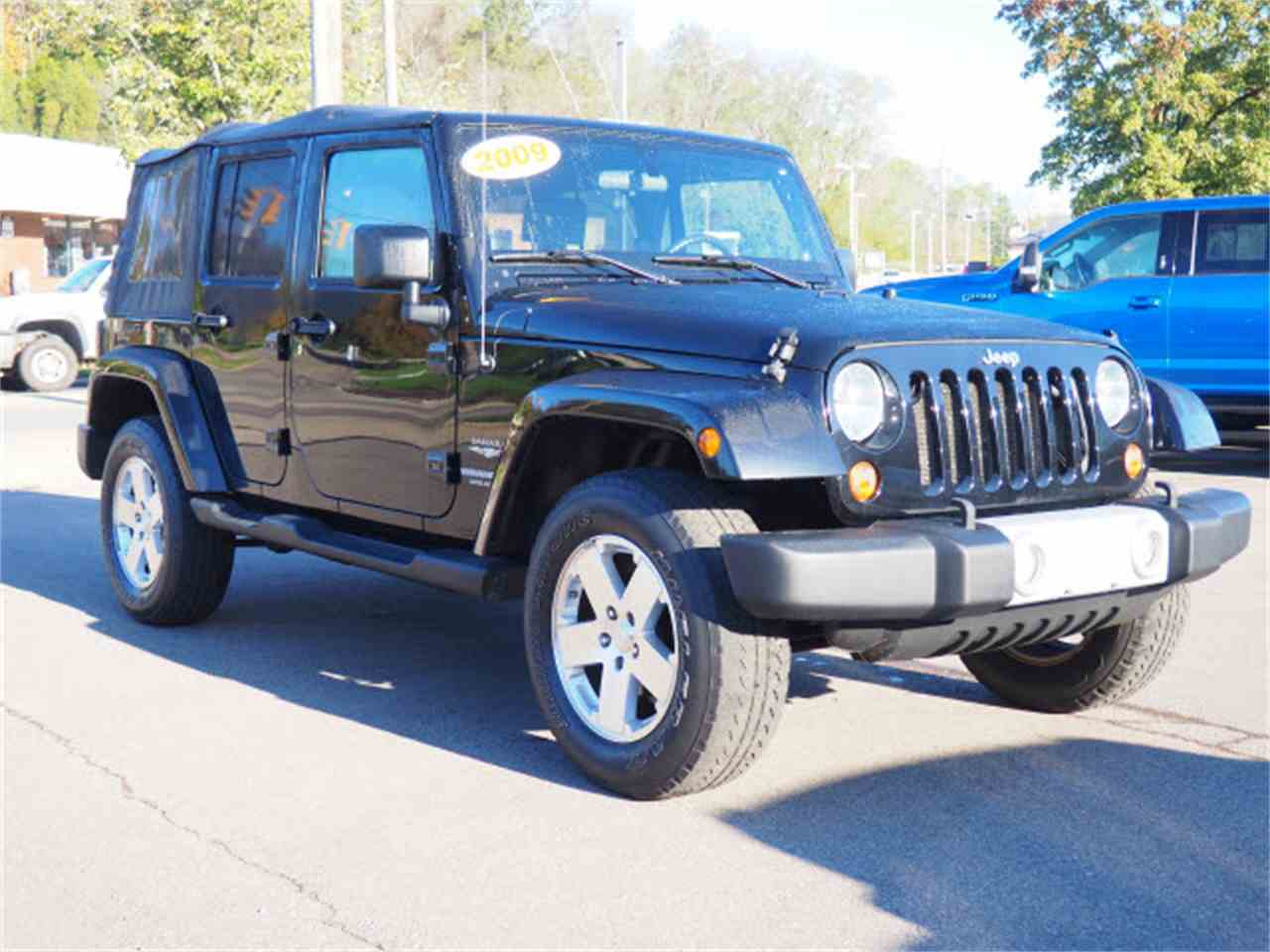 Large Picture of 2009 Wrangler - $17,000.00 - LWMR
