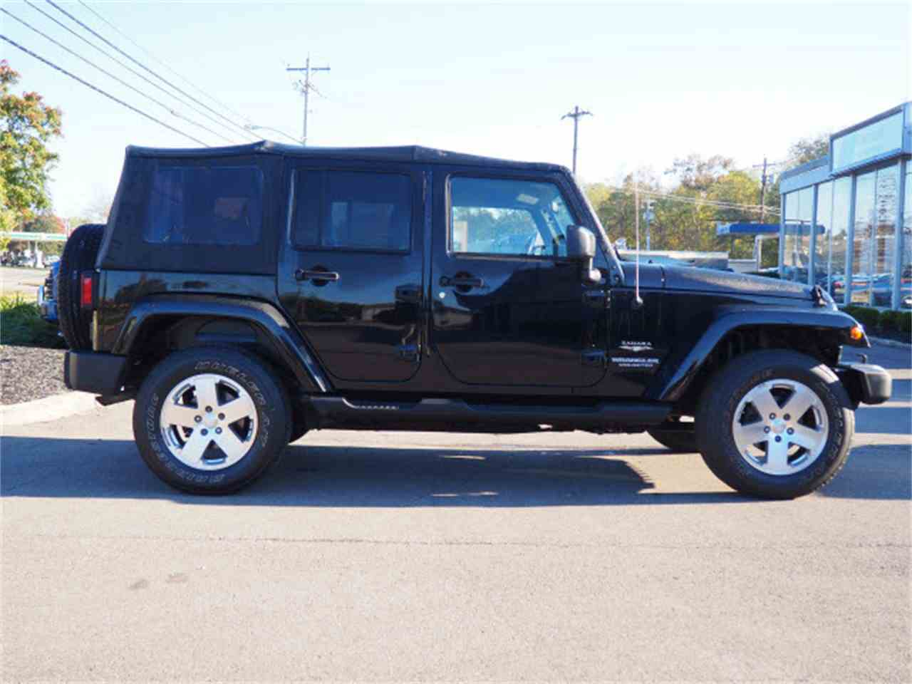 Large Picture of '09 Jeep Wrangler located in Ohio - LWMR